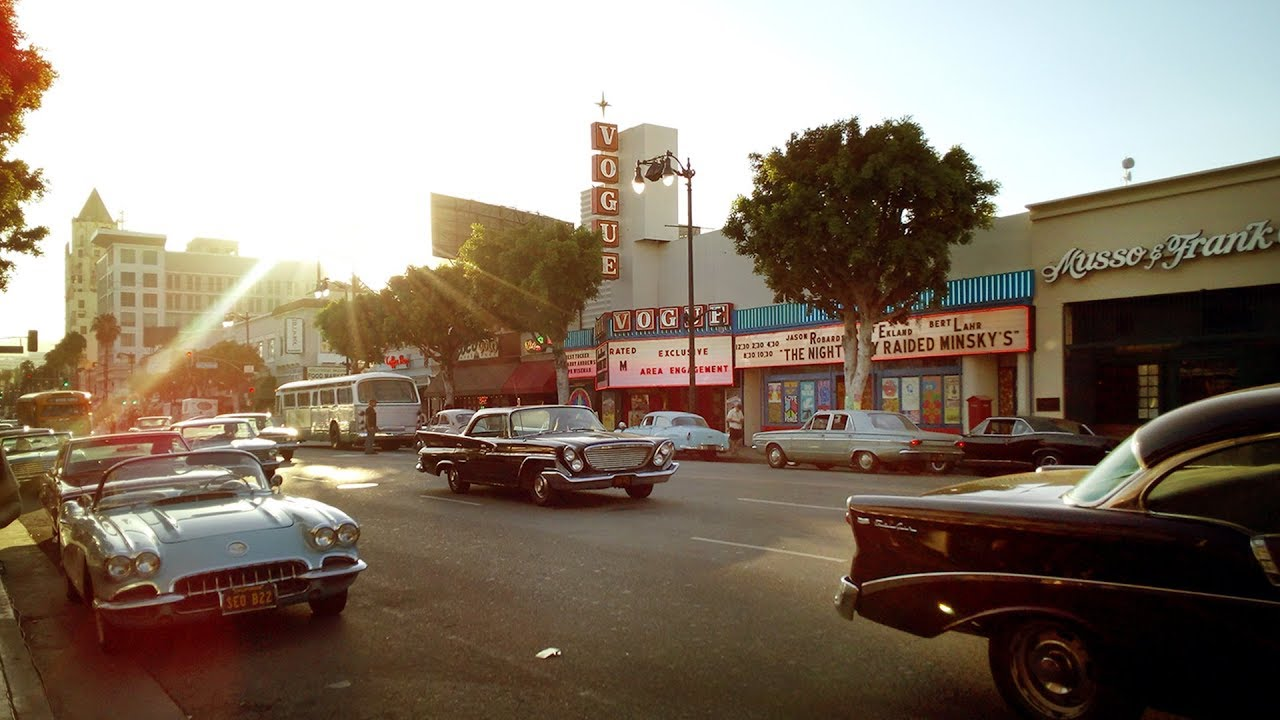 How Once Upon A Time In Hollywood Recreated 1969 Los Angeles