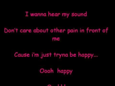 Leona Lewis-Happy LYRICS
