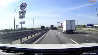 Москва, Московская область, Вршавское шоссе, июнь 2020г.