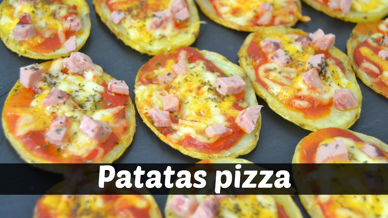 Patatas pizza receta f cil youtube for Como instalar una pizzeria