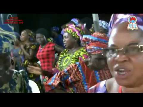 44Th WOSEM INT'L CONFERENCE 2018 EVENING REVIVAL DAY5