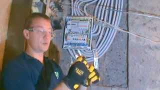 Сборка электрощита, секреты качественного электромонтажа, подбор сечения кабеля,(В данном ролике описаны основные параметры качественного монтажа электропроводки, сборки электрощита,..., 2015-10-13T03:47:27.000Z)