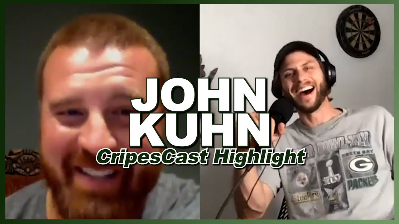 Lambeau Leap Fail and Sheepshead with John Kuhn - CripesCast Highlight