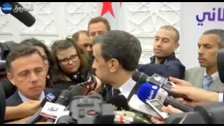 علي حداد يتبرأ من إقصاء ربراب من الملتقى البريطاني الجزائري