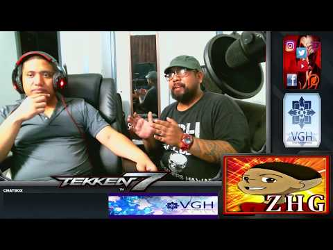 Podcast ZeroHyperGaming Live Stream VGH - Video Gamers Hawaii 808