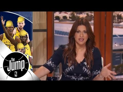 Pacers will 'do the hard work' to get to NBA playoffs | The Jump | ESPN