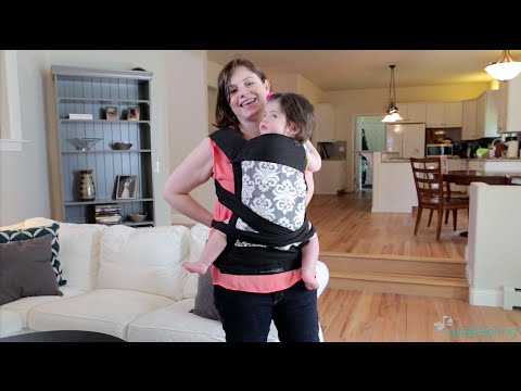 Infantino Sash Mei Tai Carrier Video Review From Weespring