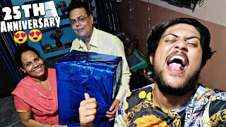 Gifting Expensive Box To My Mom Dad Anniversary😍🔥