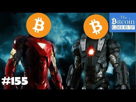 The Bitcoin Group #155 - Bitcoin in Space - Bitcoin $6000 - Bcash Profitable? - Civil War 2