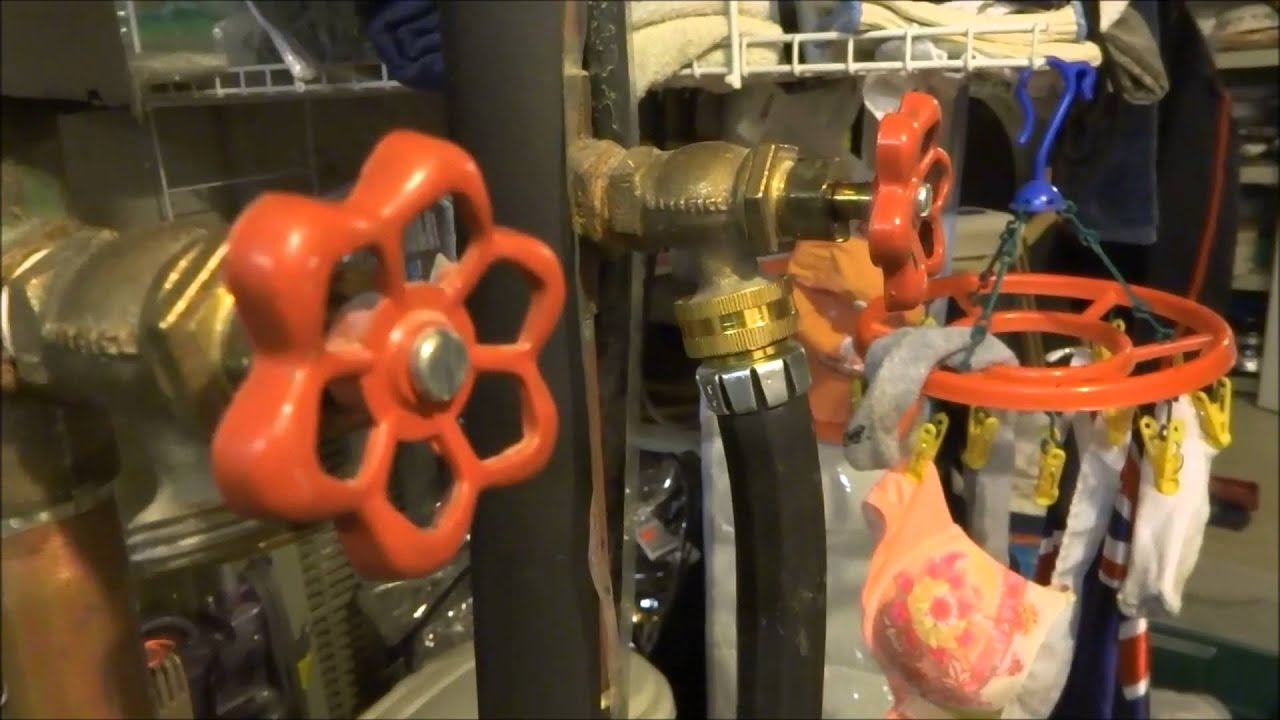 Bad Taco Zone Valve Replaced Purged Air From Hydronic System Youtube Wiring Installation