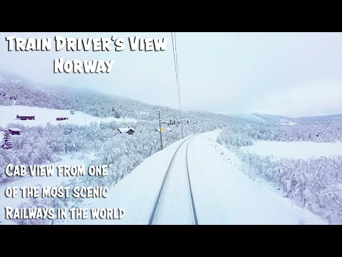 CABVIEW: Live chat and Stream from the Bergen Line, Norway (open for all)