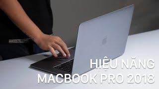 Core i7 trên Macbook Pro 2018 cũng không thoát khỏi NÓNG!