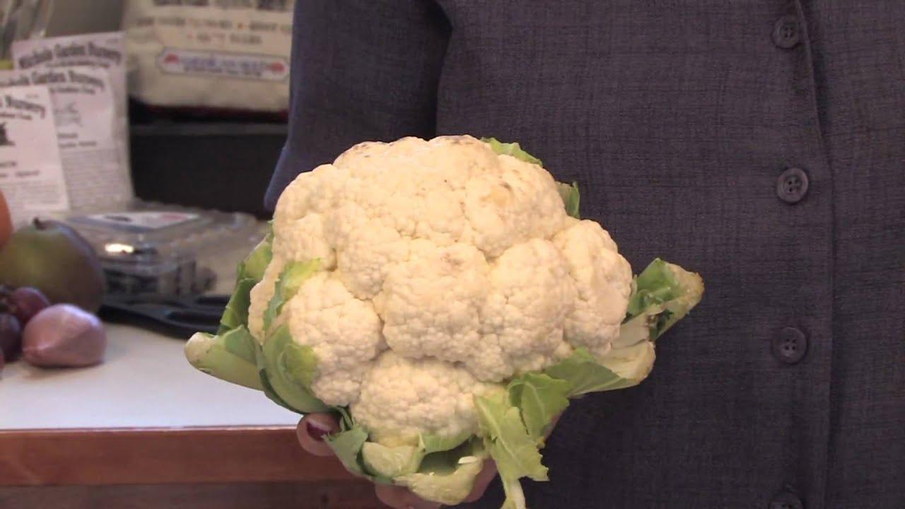 Gardening Lessons How To Grow Cauliflower Youtube
