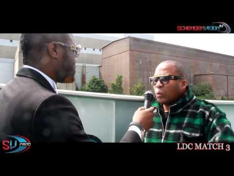BANA BAKENDE SANGO ''LDC MATCH 3'' : PATHY MUBENGA