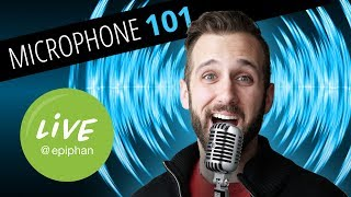 Microphone 101: Quality Audio for Your Live Stream