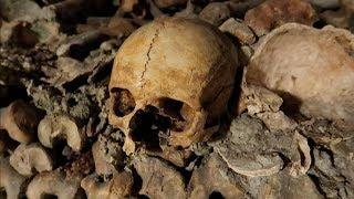 Paris Catacombs Tour