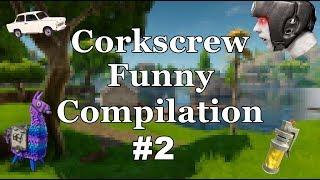 Corkscrew2 Funny Compilation #2 - Стинк бомби и филми с лами
