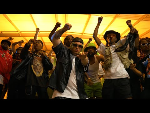 COSTA TITCH - AREYENG FT RIKY RICK & DJ MAPHORISA (OFFICIAL MUSIC VIDEO)
