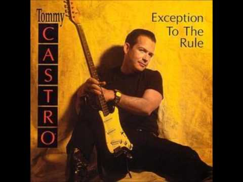 Nasty Habits - Tommy Castro
