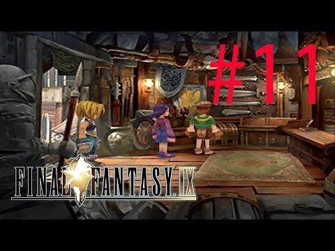 Guia Final Fantasy IX (PS4) - 11 - La ciudad de Lindblum