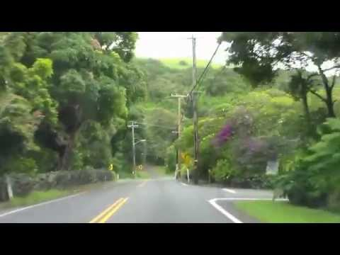 Waiohinu to Naalehu Big Island Hawaii