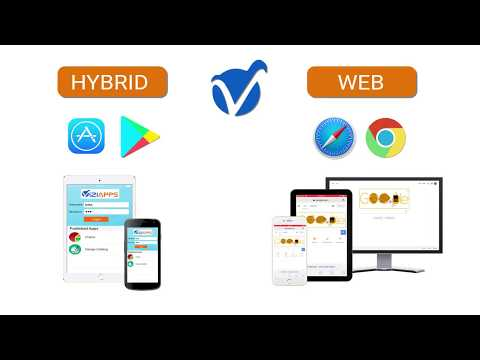 ViziApps Tutorial on Publishing Mobile Apps