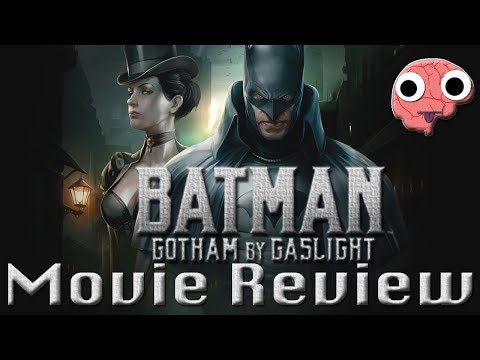 Batman:Gotham By Gaslight Movie Review- POOBRAIN MOVIE REVIEWS