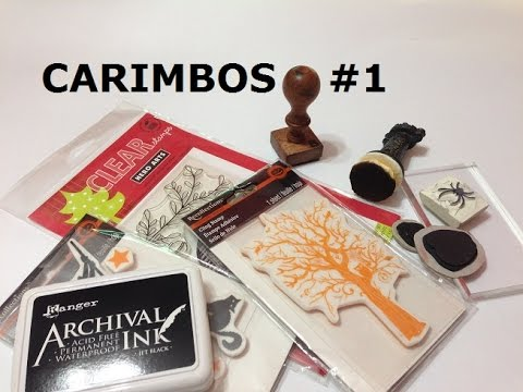 Carimbos #1  (Stamps #1) - VIDEO