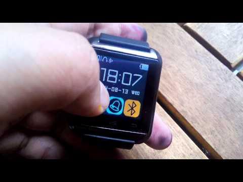 Smart Watch U8 [คู่มือภาษาไทย] - Thai