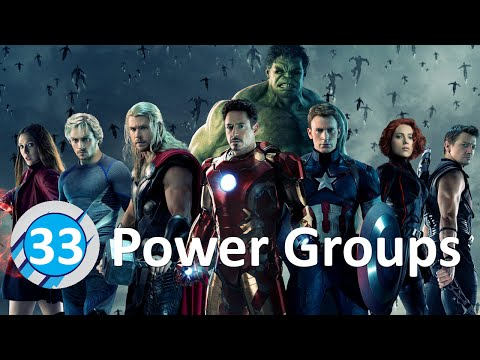 33: Power Groups (Main Street Senior Resources)
