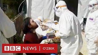 Италия, коронавирус: лабораторияга айланган қишлоқ - BBC Uzbek
