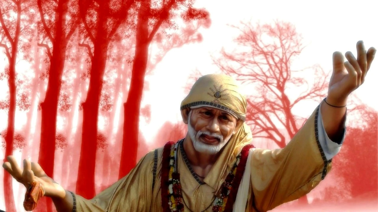 Best Wallpaper Lord Sai Baba - maxresdefault  Perfect Image Reference_2735100.jpg