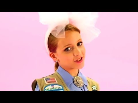 """Meghan Trainor - All About that Bass PARODY - Girl Scouts """"All About That Badge"""""""
