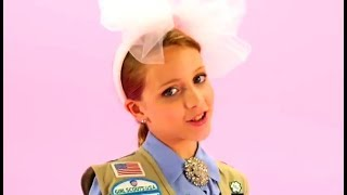 "Meghan Trainor - All About that Bass PARODY - Girl Scouts ""All About That Badge"""