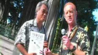 Hawai`i The Fake State - A Visit With Leon Siu