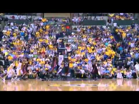 Indiana Pacers 2011-2012 season and postseason highlights