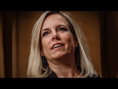 Kirstjen Nielsen Resigns Because She Wasn't Evil Enough For Trump