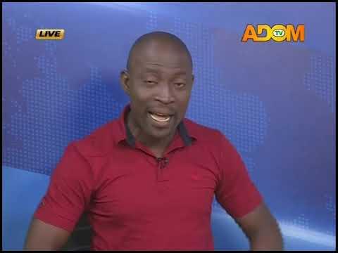 AFCON 2019 - Agoro Ne Fom on Adom TV (8-6-19)
