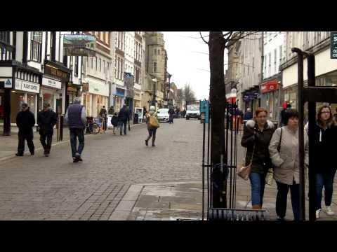 City Centre, Gloucester