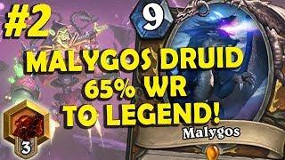Malygos Druid vs Deathrattle Hunter #2