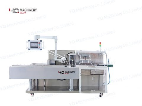Automatic Cartoning Machine Suppliers For Big Size Pouch Box Packaging Equipment