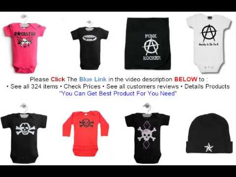 Buy Cheap Punk Baby Clothes for Boy or Girl