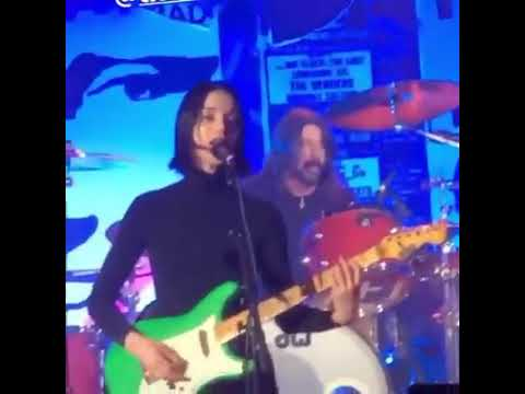 image for Nirvana Reunion with St. Vincent