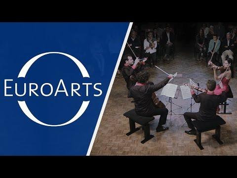 The Belcea Quartet plays Benjamin Britten - Complete String Quartets, Trailer