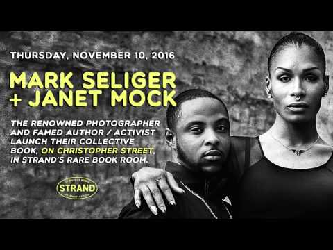 Mark Seliger + Janet Mock | On Christopher Street
