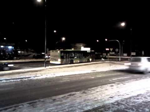Motorola Fire XT - filmik testowy noc
