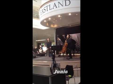 Yiruma 04.05.2013 - Eastland Shopping Centre, Melbourne - Australia