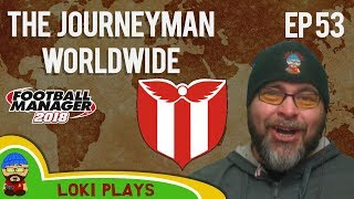 FM18 - Journeyman Worldwide - EP53 - River Plate Uruguay - Football Manager 2018