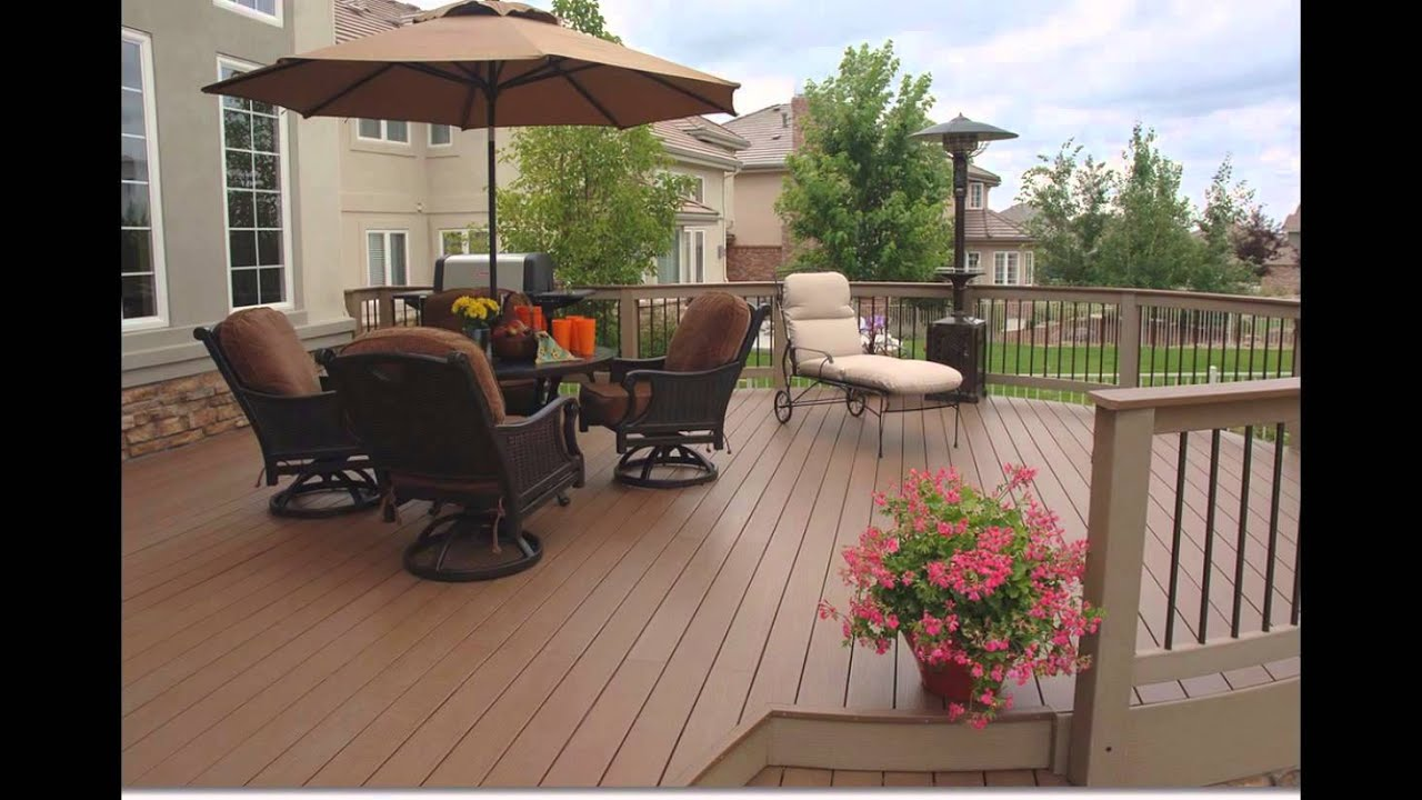 Patio Vs. Deck