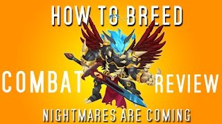 Monster Legends: How to breed Nebotus and Combat